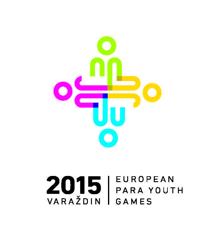 The logo has been designed to reflect Varaždin's heritage ©Croatian Paralympic Committee
