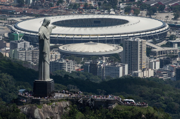 Tickets for the Rio 2016 Opening Ceremony at the Maracanã Stadium are the most sought after ©Getty Images