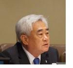 World Taekwondo Federation President Dr Chungwon Choue