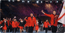 Jersey marching_in_Commonwealth_Games