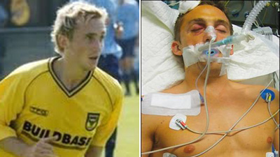 Robbie_Hughes_playing_football_and_in_coma