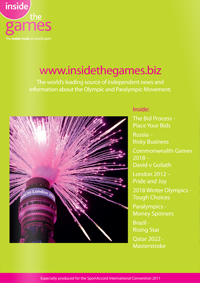 The insidethegames.biz Magazine 2011