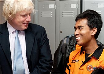 Boris_Johnson_with_Ashraf_Rossli_Wembley_August_14_2011