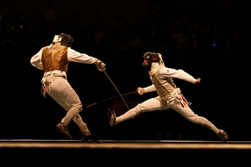 British_fencing
