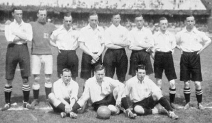British_football_team_Stockholm_1912