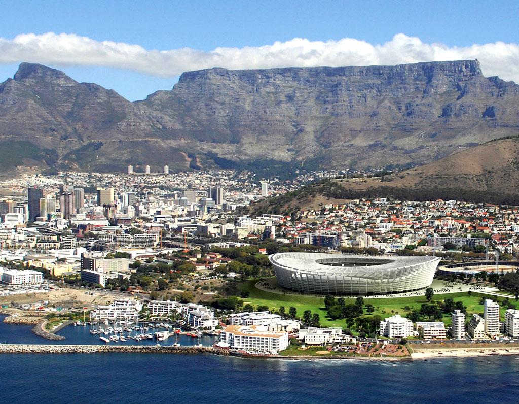 Cape Town Greenpoint Stadium