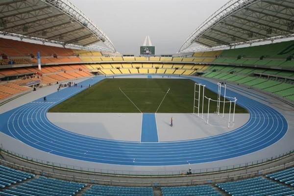 Daegu_2011_athletics_track