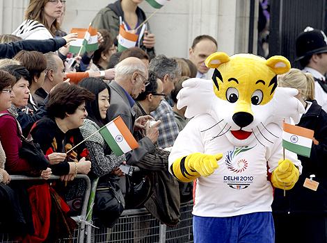 Delhi 2010 mascot