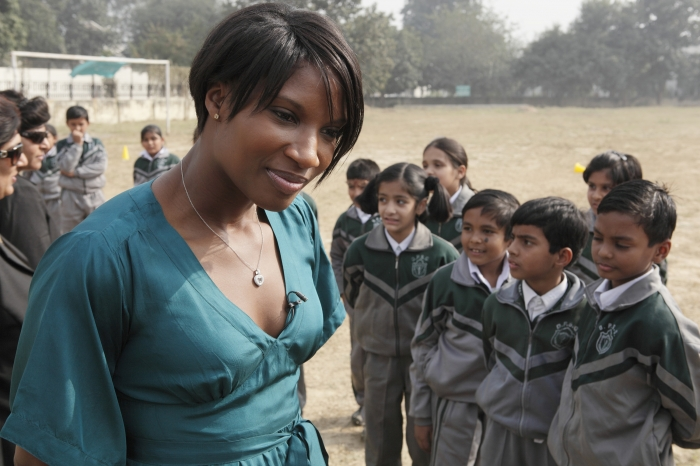 Denise_Lewis_in_India_with_International_Inspiration