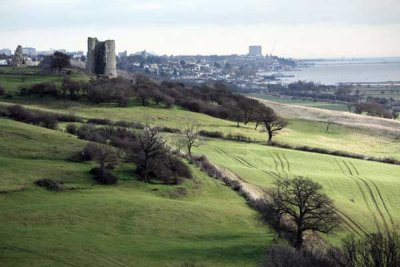 Hadleigh Castle and Country Park