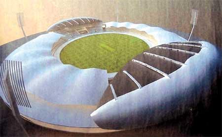 Hambantota Stadium