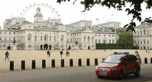 Horseguards Parade