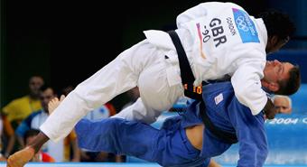 Judo British