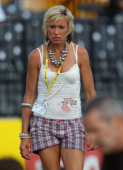 Liz_McColgan_looks_on_during_day_two_of_the_Aviva_European_Trials__UK_Championships_05-08-11