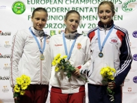 Freyja_Prentice_on_podium_at_Euro_Junior_Championships_September_23_2011