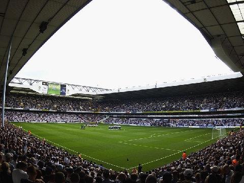 White_Hart_Lane_on_match_day