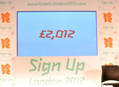 London_2012_ticket_sign_with_2012_on_it