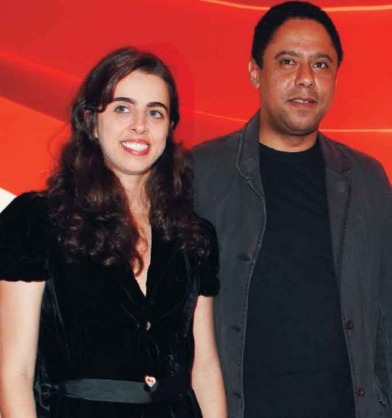 Orlando_Silva_with_wife