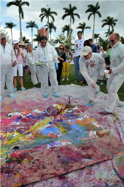 Prince_Albert_at_Fort_Myers_painting_March_2011