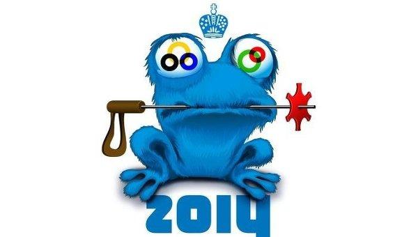 Sochi_frog_mascot