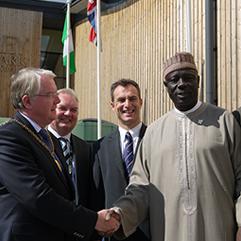 Surrey_sign_deal_with_Nigeria_June_2011