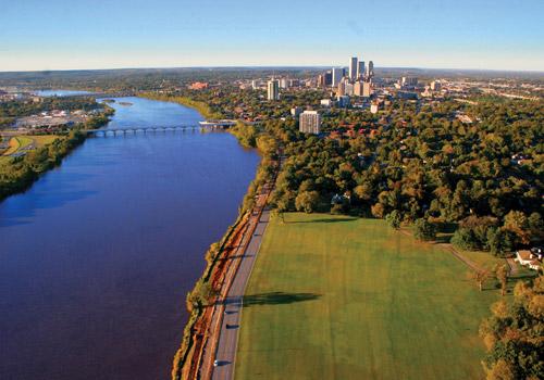 Tulsa_river_view